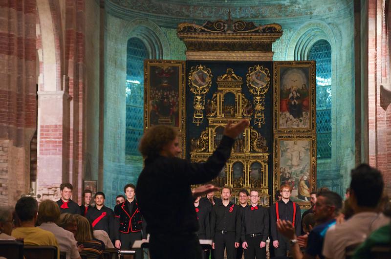 Dominique Tille - Choeur Suisse des Jeunes