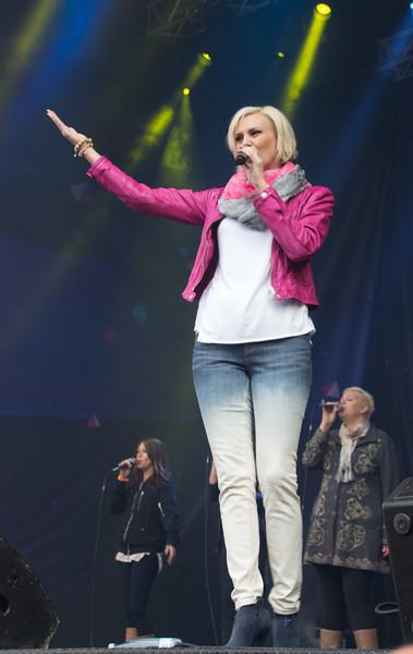 Sanna Nielsen (Sweden)