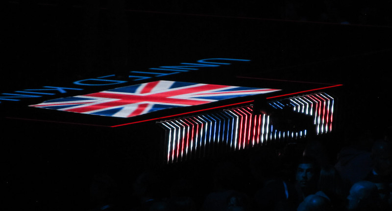 UK - Second Jury Semi-Final