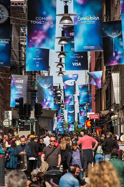 Eurovision Stockholm 2016