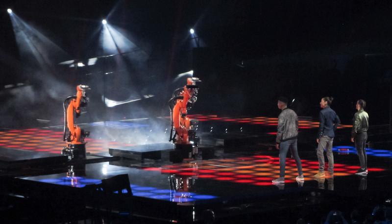 Man vs Machine - Second Jury Semi-Final