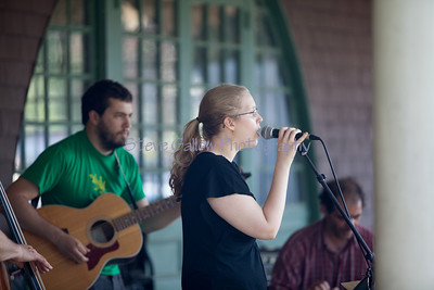 Evan D Williams Band - Ithaca Festival 2013