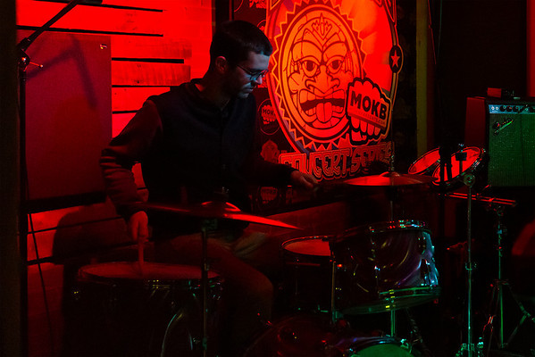 Evan P. Donohue at the Do317 Lounge Indianapolis, IN January 18, 2014
