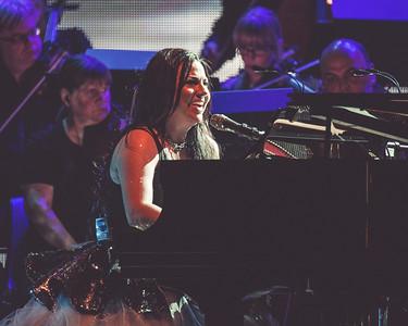 Evanescence at Hollywood Casino Amp 7/7/18
