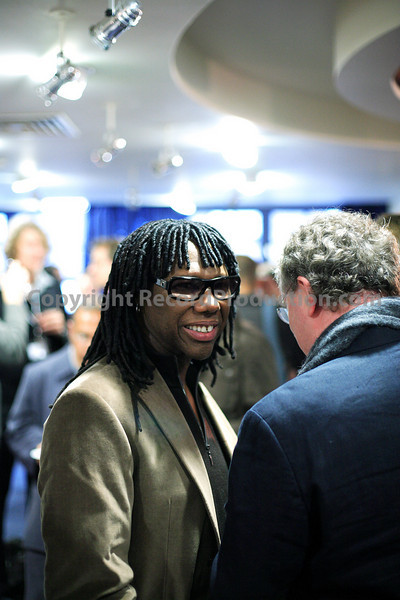 "Legandary record producer Nile Rodgers - watch the feature at  <a href=""http://www.recordproduction.com"">http://www.recordproduction.com</a>"