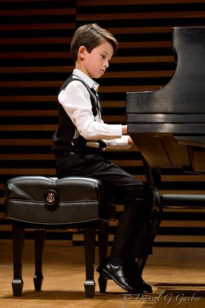 ExcelMusic Recital 12/09/2012