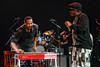 Robert Randolph and Cory Glover