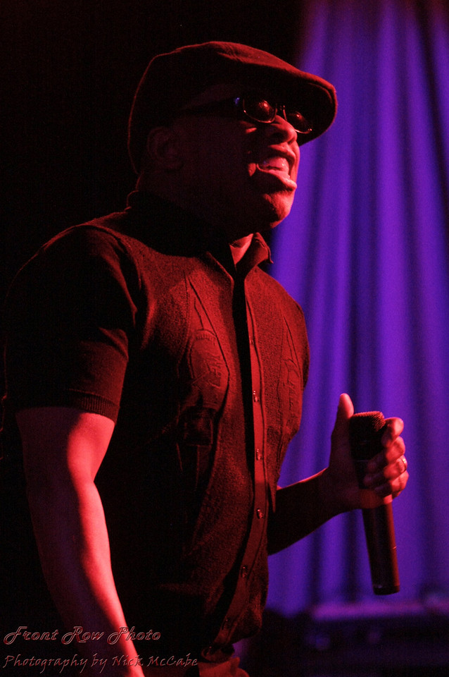 Cory Glover of Living Colour