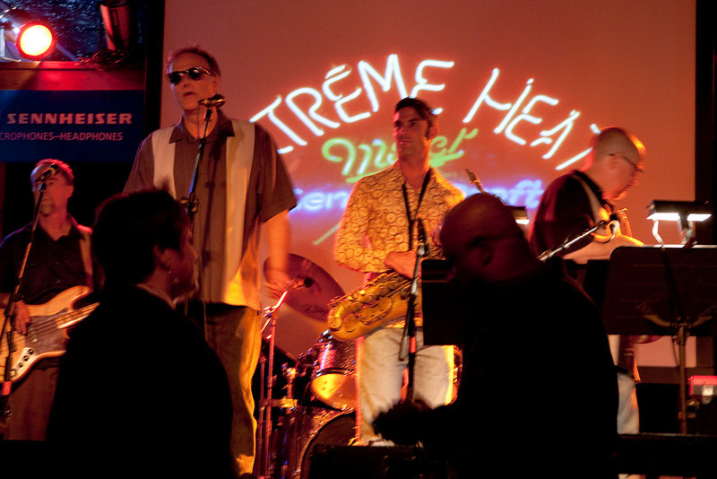 Extreme Heat at Maggie Mae's Anniversary 10/15/10