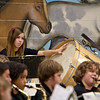 The Five Forks 6th Grade Band Debut Concert