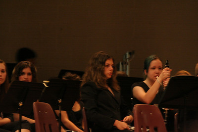 FHS Symphonic Band Spring Final Concert 2007