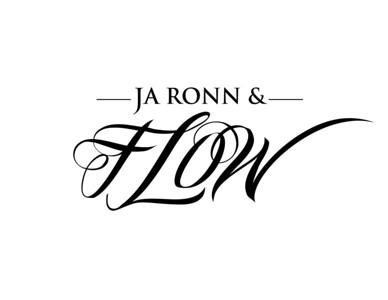 JA RONN & FLOW LOGO