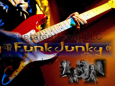 FUNK JUNKY at ELIZABETH'S, 7 Main Street (on the Green), New Milford, CT  (860) 354-4266 - October 29, 2005
