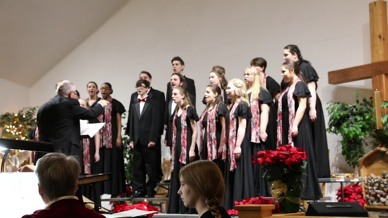 (Video) Fairview High School Choir - Christmas Concert 2019 - PART 2