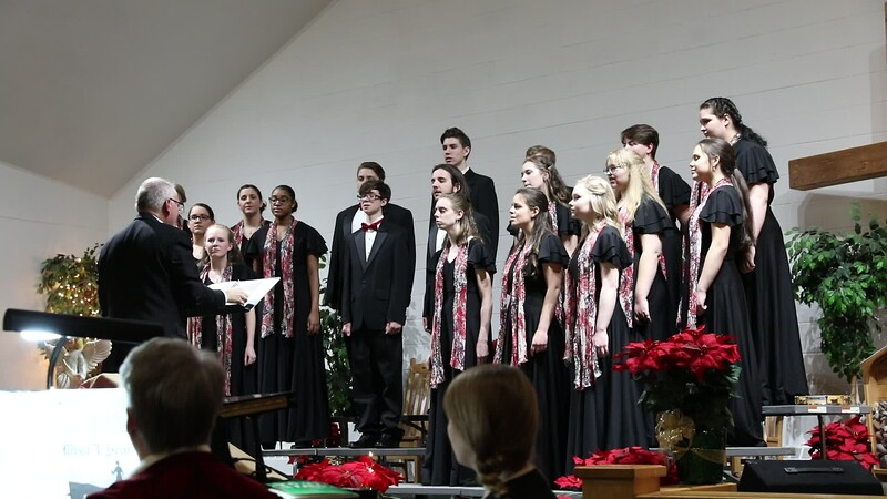 (Video) Fairview High School Choir - Christmas Concert 2019 - PART 3