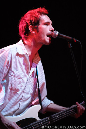 Derek Perry of Fake Problems performs on October 15, 2010 at State Theatre in St. Petersburg, Florida.
