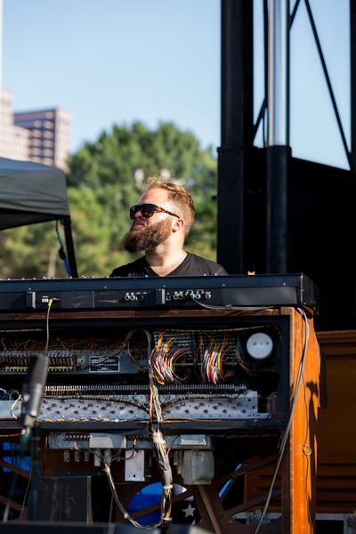 Saturday September 5, 2015 Allen Stone at Fashion Meets Music Festival in Columbus Ohio.