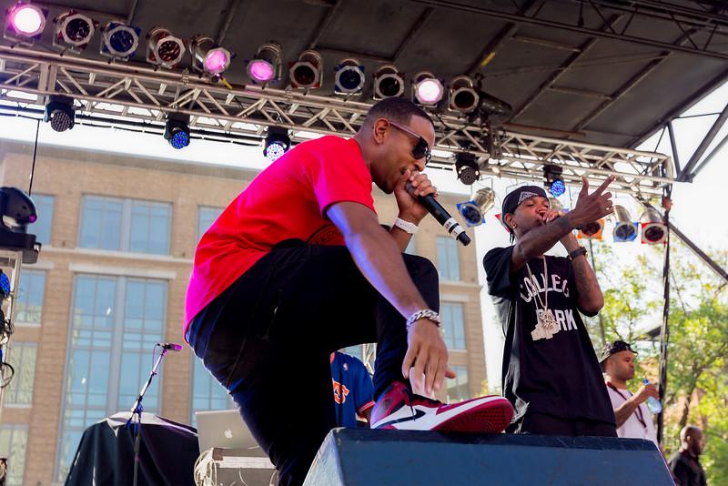 Saturday September 5, 2015 Ludacris at Fashion Meets Music Festival in Columbus Ohio.