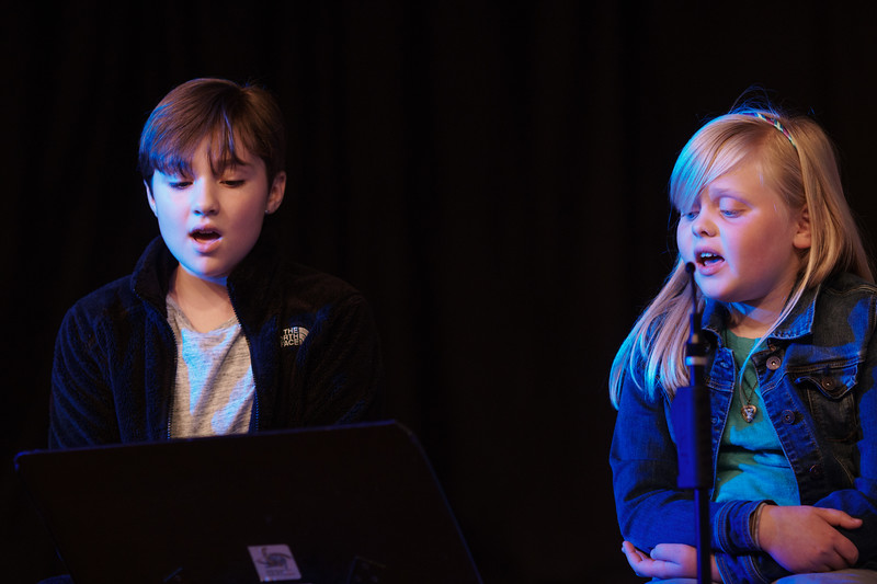 Sweet, Sweet Music: - Fauntleroy Talent Show