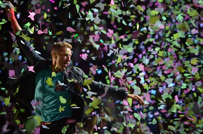 COLDPLAY IN PHILADELPHIA