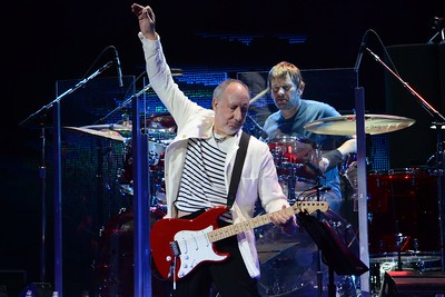 THE WHO IN PHILADELPHIA-PETE TOWNSHEND