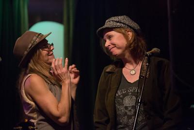 Magda Hiller and Diane Ward Band in Concert