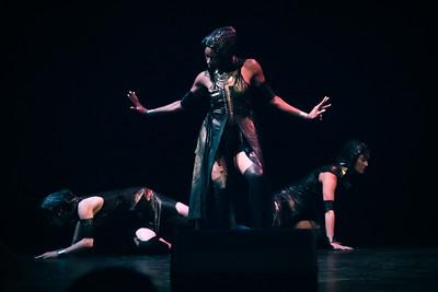 Anandha Ray and Quimera, Femme De La Creme 2017