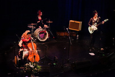 Suspirea performing at Femme de la Creme 2015, at the historic Nevada Theater in Nevada City 27