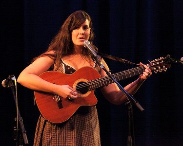 12 - Jessica Agnew performing at Femme de la Creme 2015 at the historic Nevada Theater in Nevada City