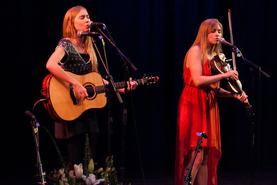 The Anderson Girls performing at Femme de la Creme 2015, at the historic Nevada Theater in Nevada City -18