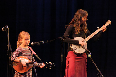 7 - Brenda & Jasmine Ruckrich performing at Femme de la Creme 2015 at the historic Nevada Theater in Nevada City