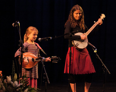 9 - Brenda & Jasmine Ruckrich performing at Femme de la Creme 2015 at the historic Nevada Theater in Nevada City