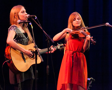 The Anderson Girls performing at Femme de la Creme 2015, at the historic Nevada Theater in Nevada City 20