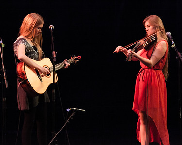 The Anderson Girls performing at Femme de la Creme 2015, at the historic Nevada Theater in Nevada City 21