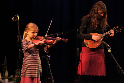 10 - Brenda & Jasmine Ruckrich performing at Femme de la Creme 2015 at the historic Nevada Theater in Nevada City