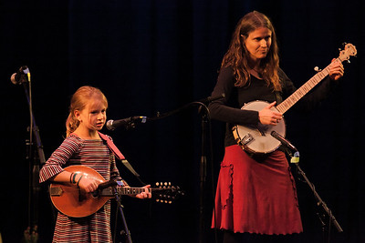 8 - Brenda & Jasmine Ruckrich performing at Femme de la Creme 2015 at the historic Nevada Theater in Nevada City