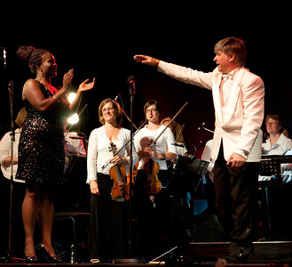 Marie-Josée Lord et l'Orchestre Symphonique de Longueuil