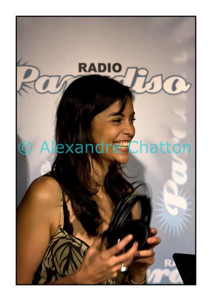 Jenny Chi à Label Suisse le 19 septembre 2008 au D!Club à Lausanne.