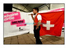 Lanceur de drapeau de Suisse centrale à Label Suisse 2008, Ouchy, dimanche 21 septembre 2008, Lausanne