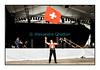 Lanceur de drapeau de Suisse centrale à Label Suisse 2008, Ouchy, dimanche 21 septembre 2008, Lausanne.