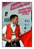 Lanceur de drapeau de Suisse centrale à Label Suisse 2008, Ouchy, dimanche 21 septembre 2008 à Lausanne.
