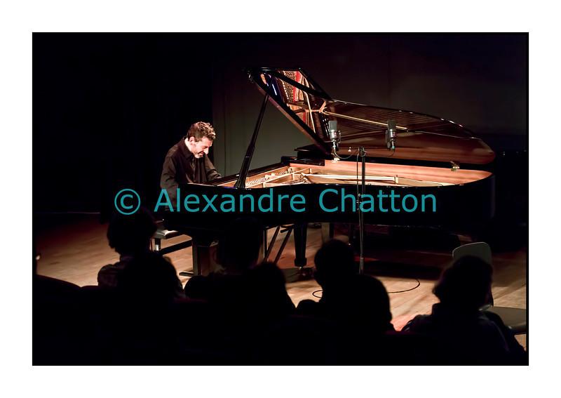 Vendredi 14 décembre 2012: Yannick Delez.