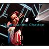 Jeudi 13 décembre 2012, Studio 15 de la RTS à Lausanne: Kaltehand / Natasha Waters