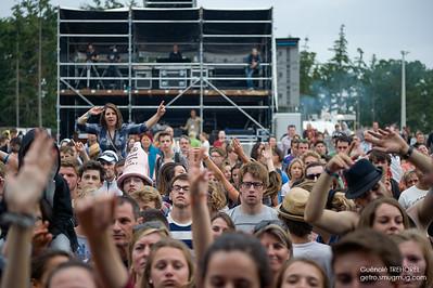 Festival de Bobital L'Armor à Son - Public
