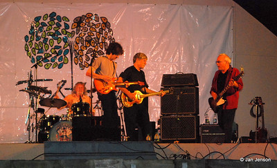 The Spongetones at Festival in the Park, Freedom Park, Charlotte, NC 9-24-2011: Rob Thorne - drums; Pat Walters - guitar; Steve Stoeckel - guitar; and Jamie Hoover - bass and guitar.