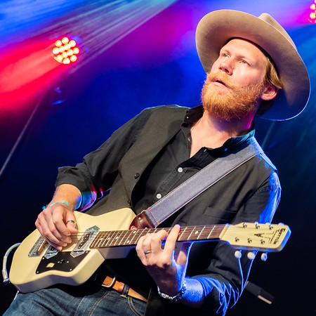 Cambridge Folk Festival 2019 - Jarrod Dickenson
