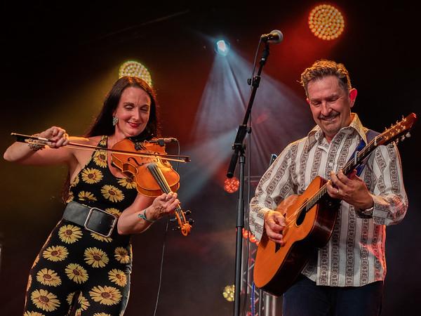 Cambridge Folk Festival 2019 - Nancy Kerr, James Fagan