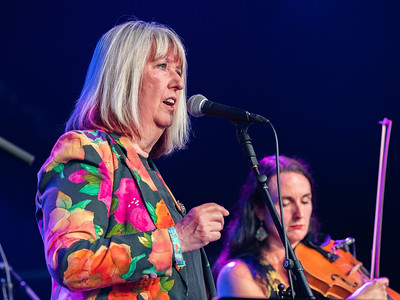 Cambridge Folk Festival 2019 - Nancy Kerr, James Fagan and guest appearance by Maddy Prior