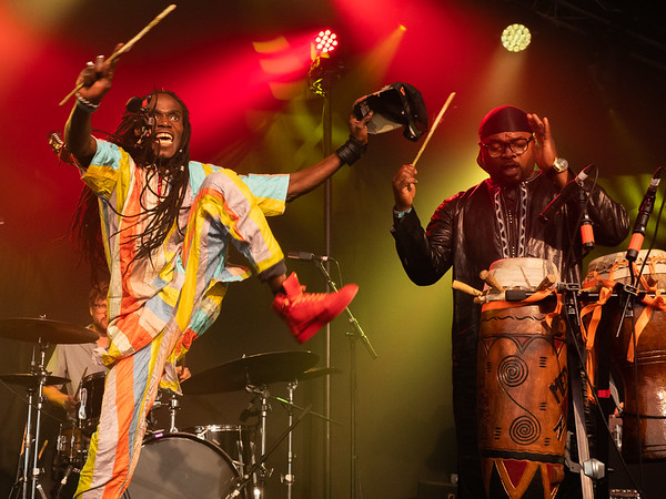 Cambridge Folk Festival 2019 - Fofoulah