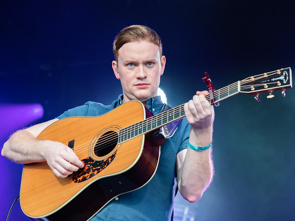 Cambridge Folk Festival 2019 - Adam Brown from Rura, all the way from Newmarket!